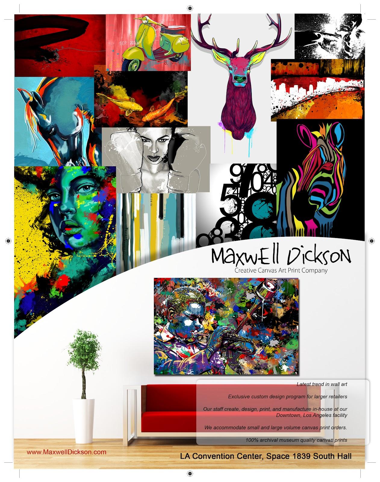 Maxwell Dickson