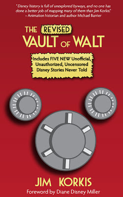 Book cover showing a Mickey Mouse shaped safe.