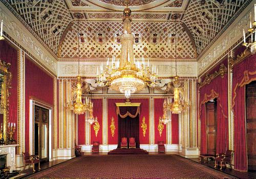 Brytyjska rodzina kr lewska kr lewskie rezydencje i Kensington palace state rooms