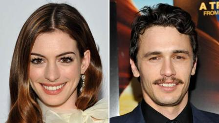 Franco and Hathaway picked as co-hosts for Oscars