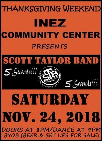 Scott Taylor Band