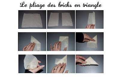 pliage facile bricks