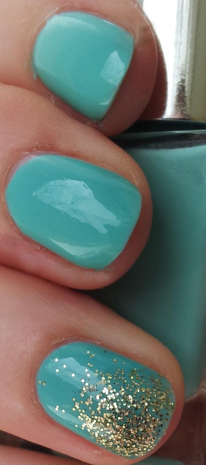 p2 Volume gloss nail polish 130 fresh sister