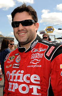 Tony Stewart Driver Hairstyle