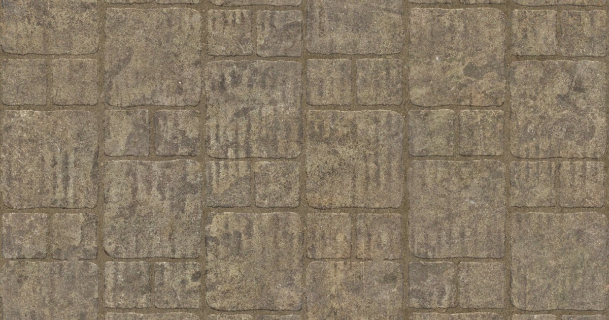 High Resolution Seamless Textures: Brick stone floor tiles ...