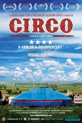 Circo, movie, poster, 2011, Film