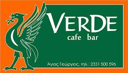 VERDE cafe bar