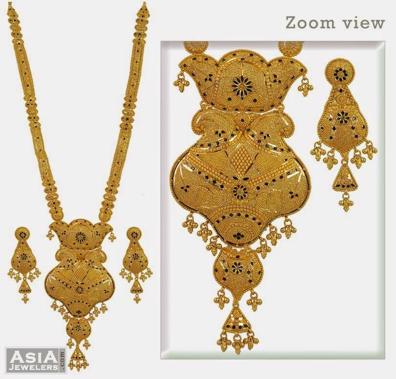 Bridal Necklace And Earring Sets | Dulha Dulhan Pics - Jodi Photo