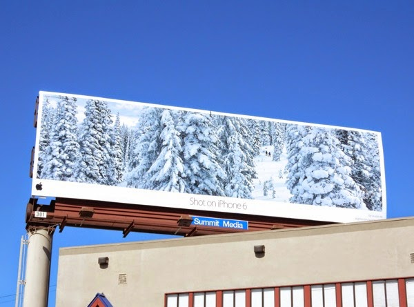 Shot on iPhone 6 Austin M billboard