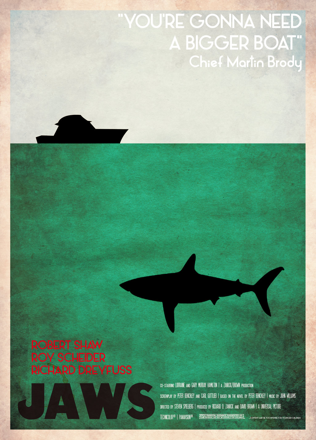 Jaws Quotes For Dads. QuotesGram