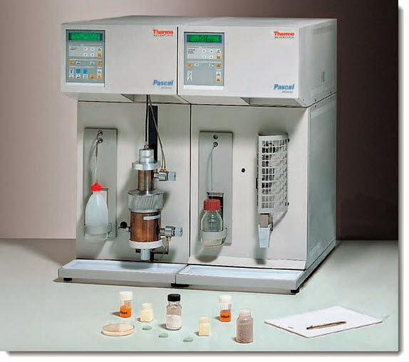 Porosimètre max. 400 kPa | Pascal 140 Thermo Scientific - Scientific Instruments and Aut