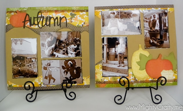 November Layouts - www.MightyCrafty.me