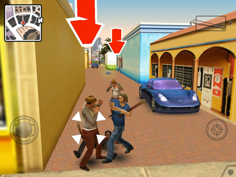 Android Softwares & Games,BD: Gangstar 2 Miami Vindiction