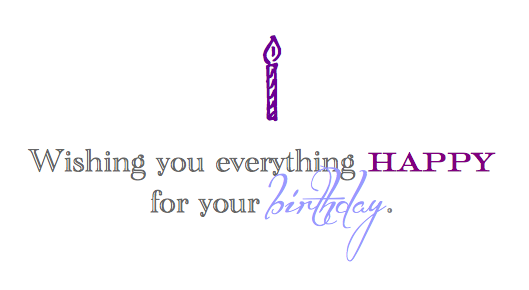Printable Birthday Quotes for Paper Bags from Blissful Roots