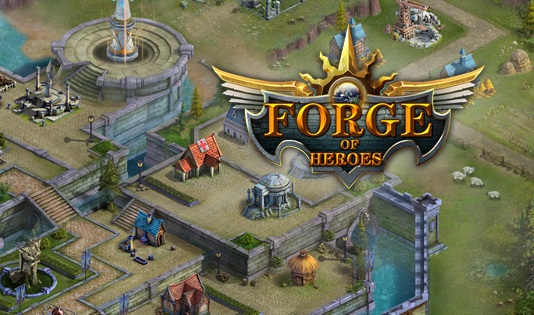 Forge of Heroes Gameplay Android