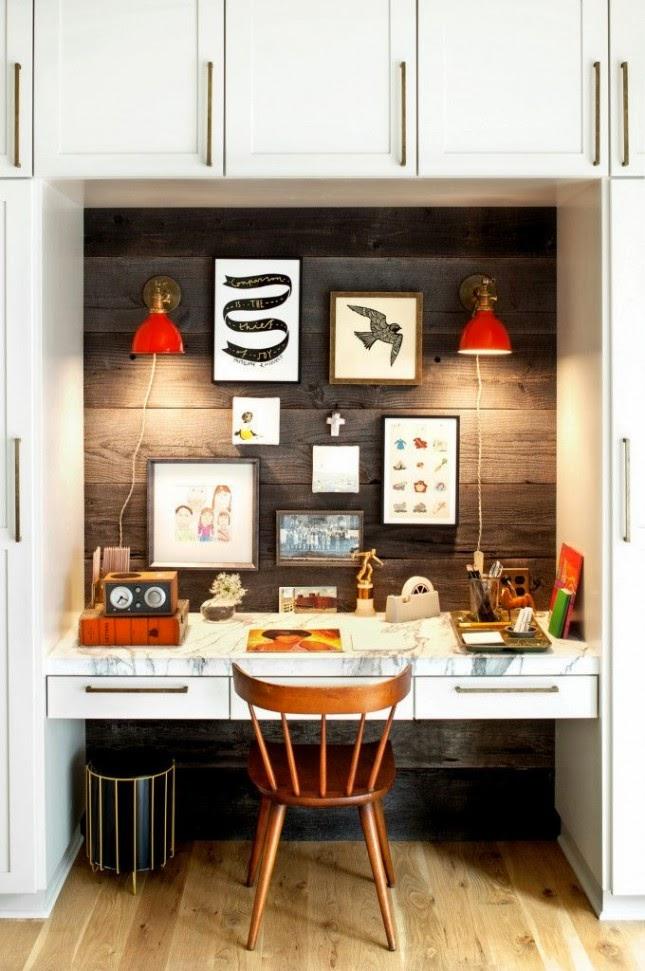 10 Maneras de Amoblar una Oficina en Casa