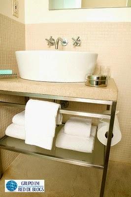 Modifica el aspecto del baño