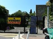 Jean MAS, PERFORMANCE D'ART D'ATTITUDE 'A VENDRE' Villa ARSON