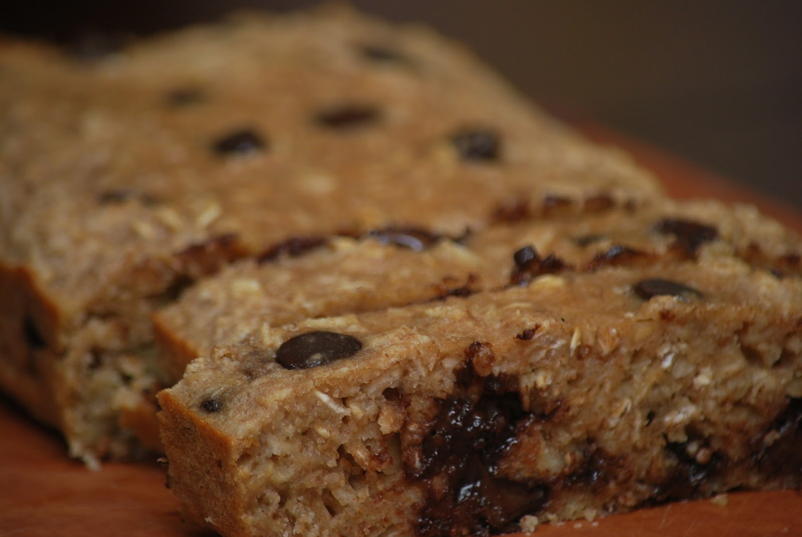 My story in recipes: Oatmeal Chocolate Chip Breakfast Bars