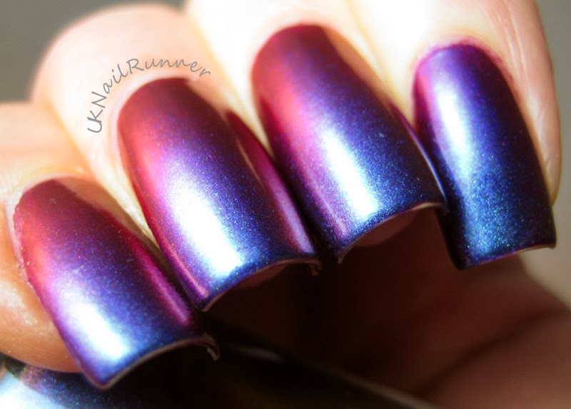 UKNailRunner: Crowstoes Indian Summer (with ILNP ...