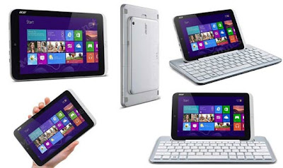 ACER ICONIA W3 810 WINDOWS 8 TABLET FULL SPEICIFCATIONS