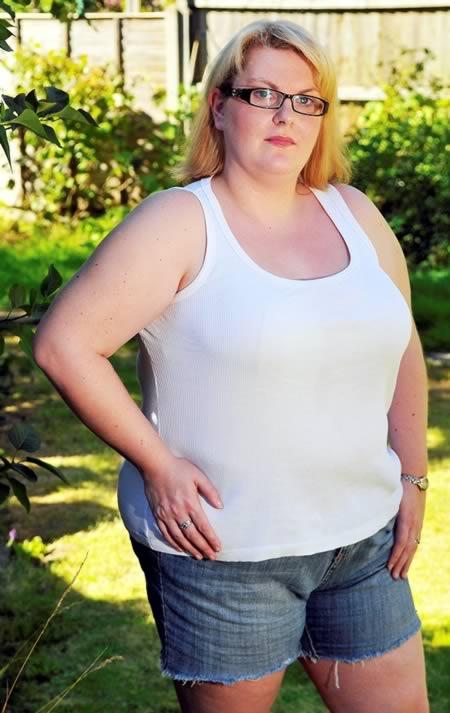 gorda demais para casar, noiva gorda, noiva obesa, claire donelly, eu adoro morar na internet