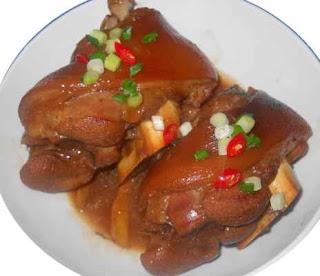 Các món ăn ngon với thịt lợn trong Thực phổ bách thiên