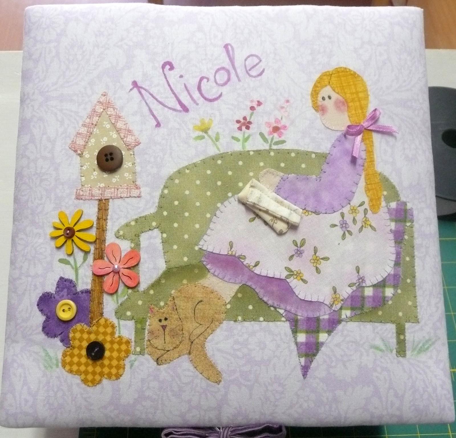 Il patchwork veste casa scatole in tessuto for Scatole per armadi in tessuto