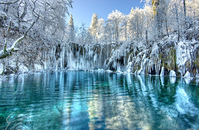Plitvice Lakes, Waterfalls, Croatia, The world's most beautiful waterfall?