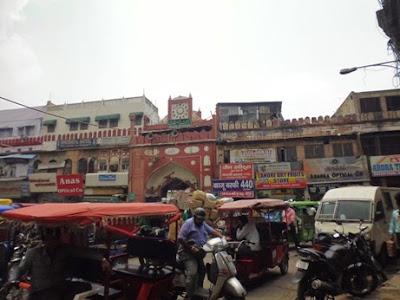 Kota Tua Delhi