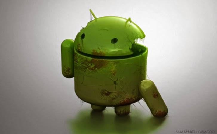 Trojan Krysanec Menyamar Sebagai Applikasi Android Yang Sah