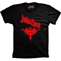 Camiseta personalizada judas priest