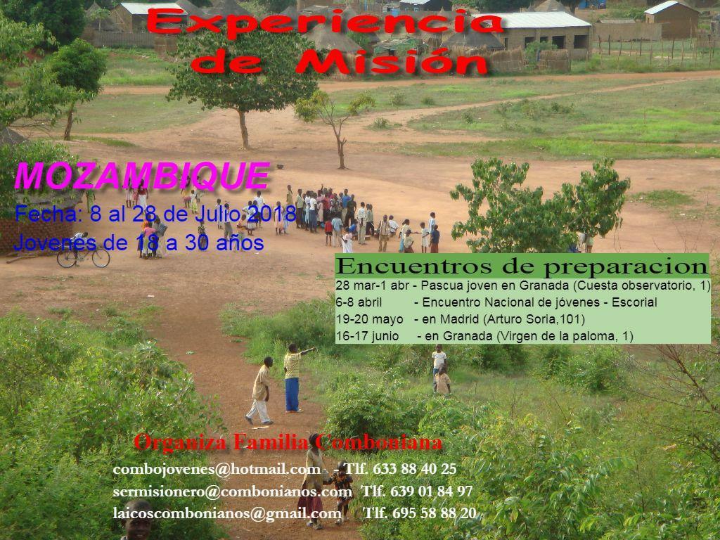 Jóvenes misioneros