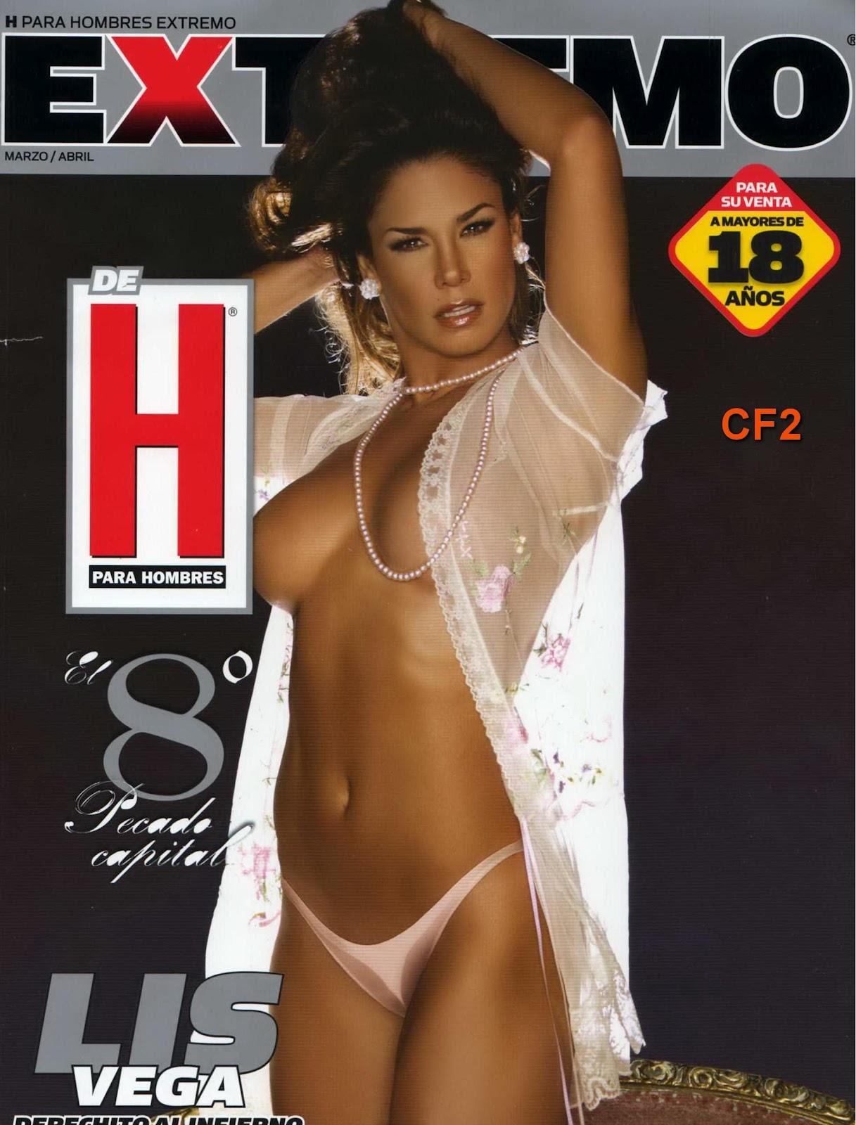 Lis Vega Revista H Etremo