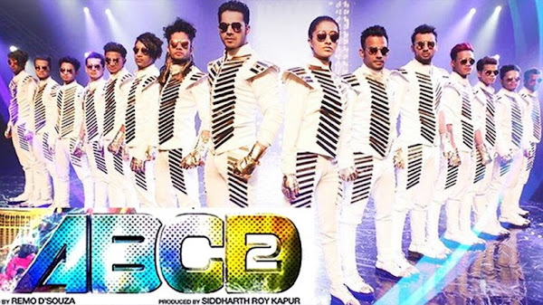 ABCD - Any Body Can Dance 2 (2015) Movie Poster No. 4