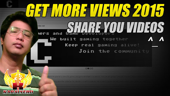 Get More Views On Youtube 2015 ★ Share Your Videos At Cimmarian
