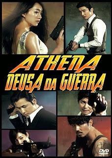 Athena: Deusa da Guerra - HDRip Dublado