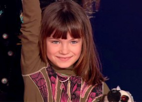 Charlotte: I Dreamed a Dream. La Voz Kids