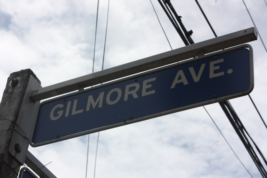 Gilmore Ave.