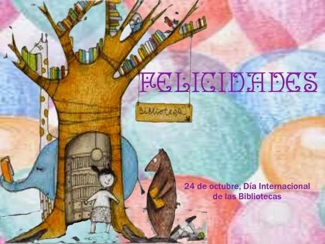 Día de las Internacional de las Bibliotecas