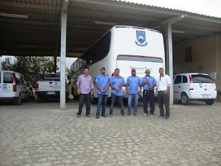 Frota de veículos do campus da UFCG de Cuité percorreu mais de 160 mil km em 2015