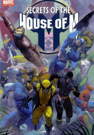 House of M: Secrets of the House of M