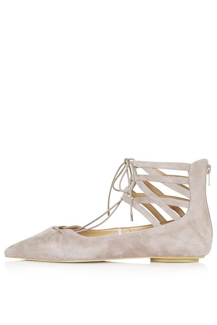 ghillie suede flats, ghillie shoes topshop, kathy ghillie shoe,