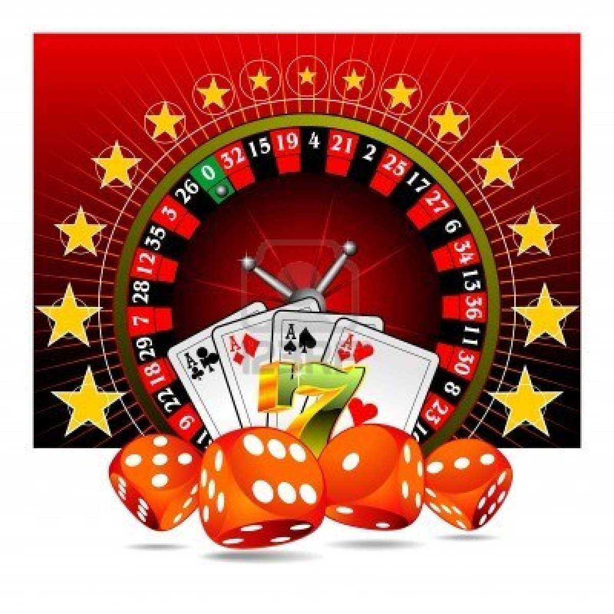 clip art gambling pictures - photo #43