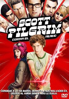 Scott Pilgrim Contra El Mundo (2010) Online