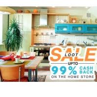Get upto 99% Cashback on Home & Kitchen:Buytoearn