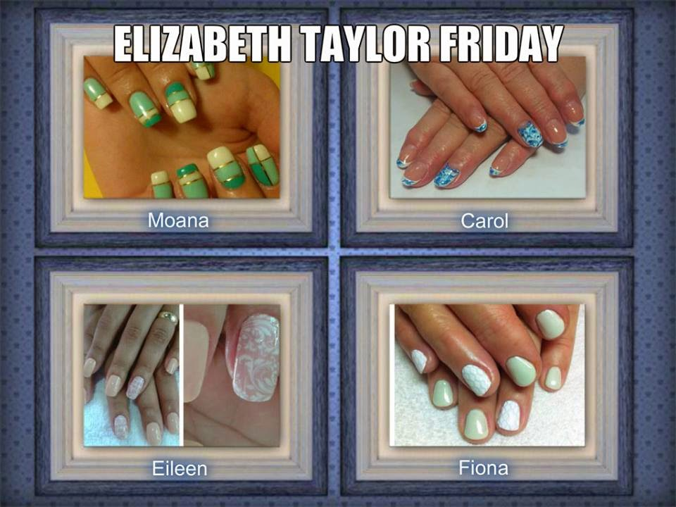Acrylics, hard gels, Shellac and LED/Gel polish Designs