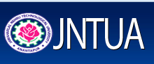 Jntua Btech 3-2 R09 Regular supply Time table 2013
