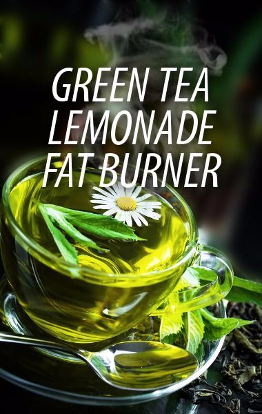 Fat Burning Green Tea Lemonade Recipe