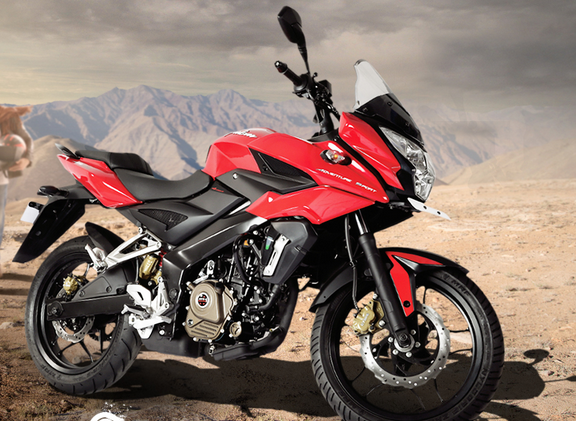 Bajaj Launched Its New Sporty Bike Pulsar AS200